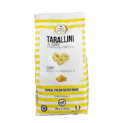 TERRE DI PUGLIA TARALLINI - CURRY