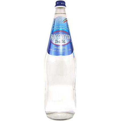 ROCHETTA SPARKLING WATER 1L 1