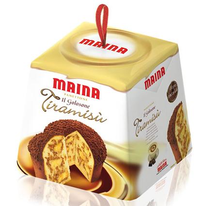 MAINA TIRAMISU PANETTONE