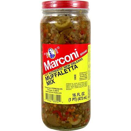 MARCONI HOT MUFFALETTA