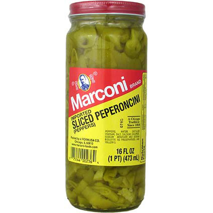 MARCONI SLICED GREEK PEPPEROCINI