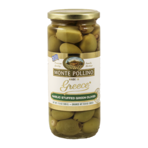 monte pollino garlic stuffed olives 15312