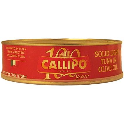 CALLIPO TUNA IN OLIVE OIL (TIN) 1