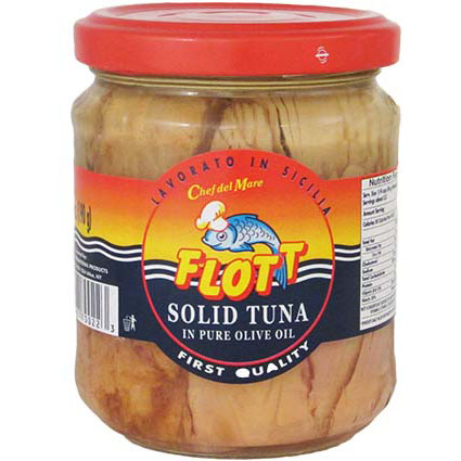 FLOTT TUNA IN OLIVE OIL