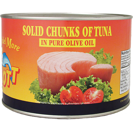 FLOTT TUNA IN OLIVE OIL - BULK