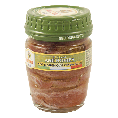 RIZZOLI ANCHOVIES IN EVOO 58G