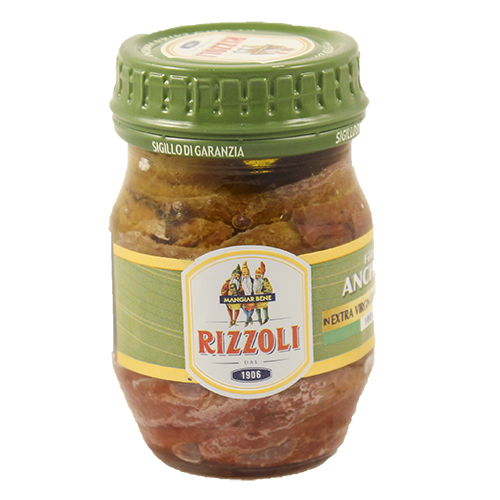 RIZZOLI ANCHOVIES IN EVOO 90G