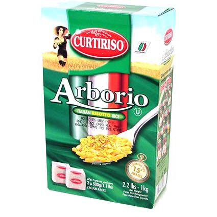 CURTIRISO ARBORIO RICE 10/1KG
