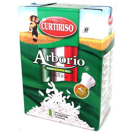CURTIRISO ARBORIO RICE 5/1KG