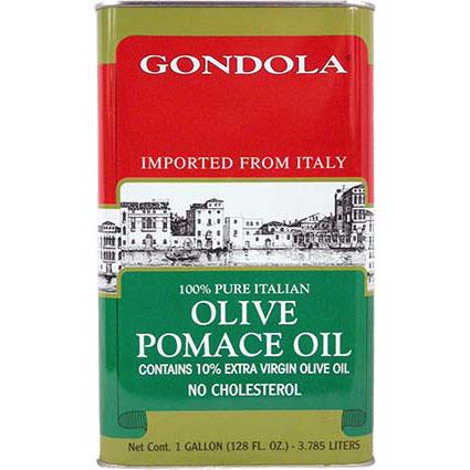 GONDOLA POMACE OIL