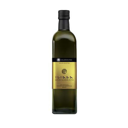 ILIADA EXTRA VIRGIN OLIVE OIL 500ML