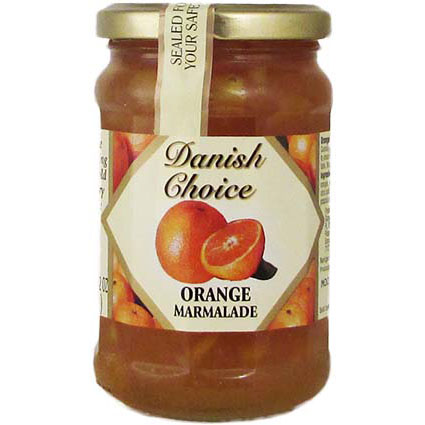 DANISH CHOICE ORANGE JAM