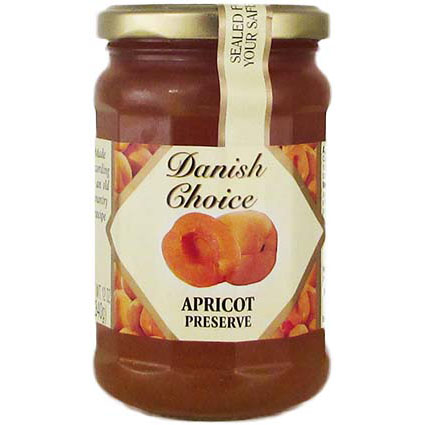 DANISH CHOICE APRICOT JAM