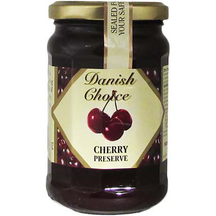 DANISH CHOICE CHERRY JAM