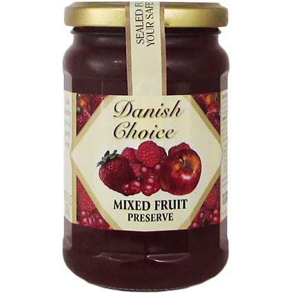 DANISH CHOICE MIXED FRUIT JAM
