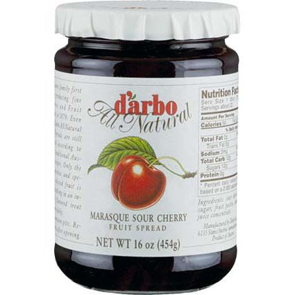 DARBO SOUR CHERRY JAM