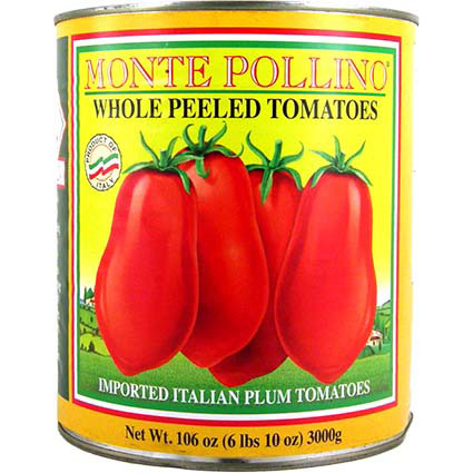 MONTE POLLINO WHOLE TOMATOS #10