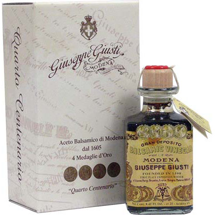 GIUSTI 4TH CENTENARY BALSAMIC VINEGAR
