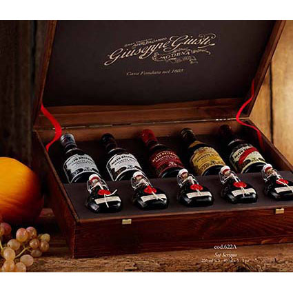 GIUSTI BALSAMIC VINEGAR COLLECTION