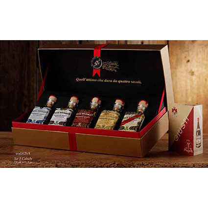 GIUSTI BALSAMIC VINEGAR GIFT BOX