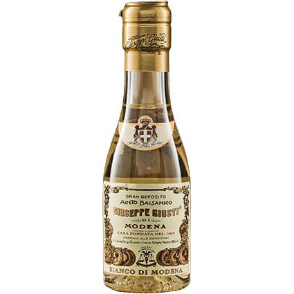 GIUSTI WHITE BALSAMIC VINEGAR CHAMPAGNOTTO