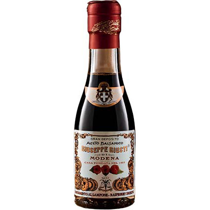 GIUSTI BALSAMIC VINEGAR (RICCARDO QUALITY) WITH RASPBERRY