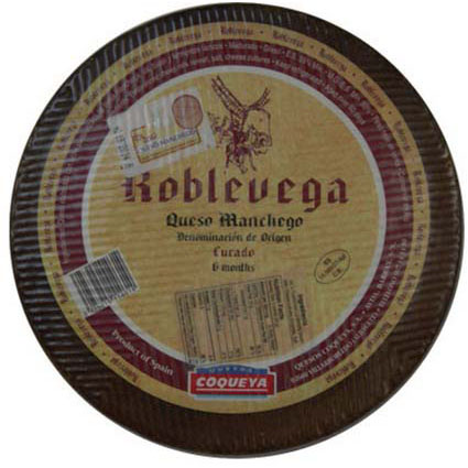 MANCHEGO CHEESE 6 MONTH - BULK