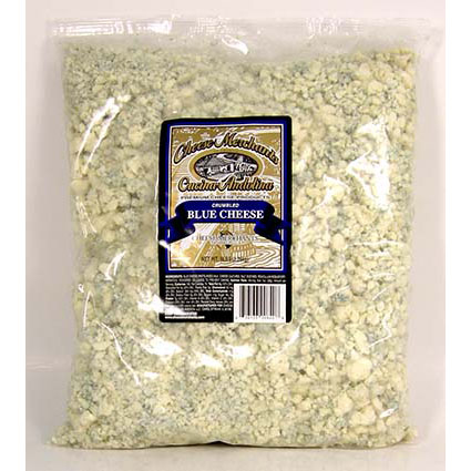 CUCINA ANDOLINA BLUE CHEESE CRUMBLE - BULK