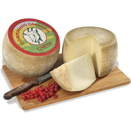 CAROZZI CAPRINO AGED 100% GOAT CHEESE