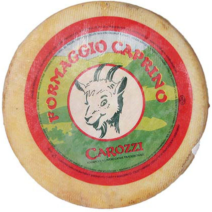 CAROZZI CAPRINO FRESCO 100% GOAT CHEESE
