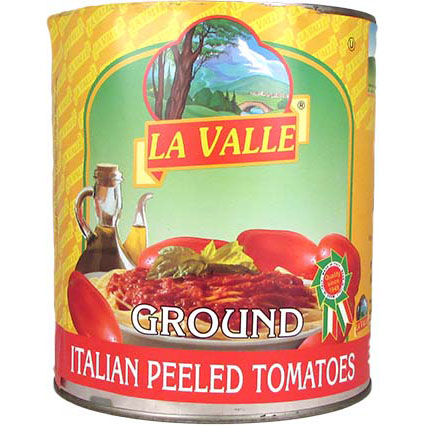 LA VALLE TOMATOES - GROUND #10
