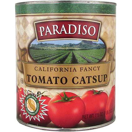 PARADISO FANCY 33% KETCHUP