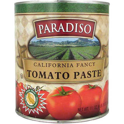 PARADISO FANCY TOMATO PASTE