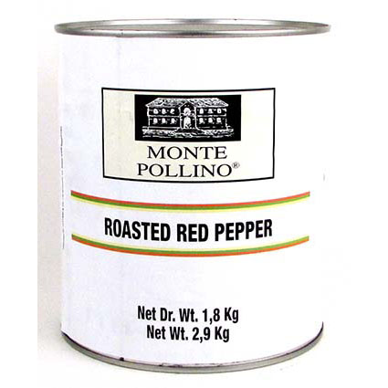 MONTE POLLINO ROASTED BELL PEPPERS