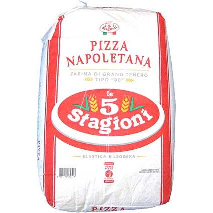 5 STAGIONI 00 PIZZA NAPOLETANA FLOUR - BULK