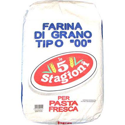 5 STAGIONI FLOUR PASTA FRESCA - BULK