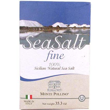 MONTE POLLINO FINE SEA SALT