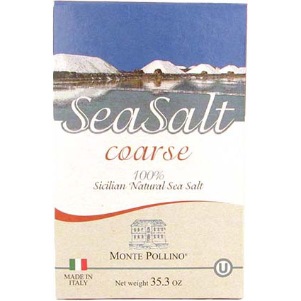 MONTE POLLINO COARSE SEA SALT
