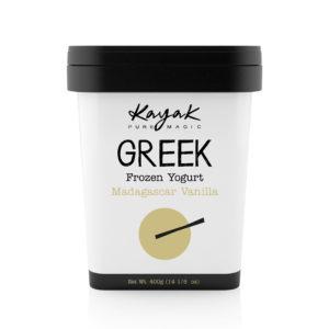 KAYAK GREEK FROZEN YOGURT