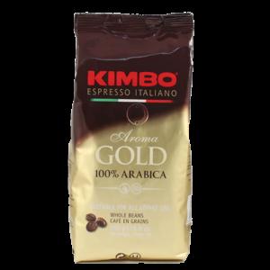 kimbo espresso gold