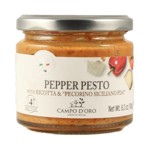 CAMP D ORO PEPPER PESTO16010