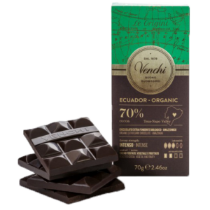 venchi organic dark chocolate 18123