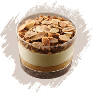 MANZONI TOASTED ALMOND