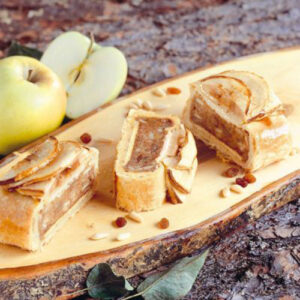 BINDI APPLE STRUDEL